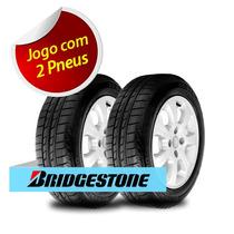 Kit 2 Pneu Aro 13 Bridgestone 185/70r13 Seiberling 500 86s