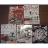Lote 5 Revistas Para Ti Decoracion Muebles Baños Cocinas