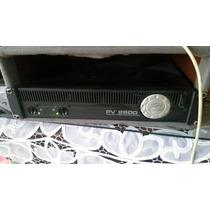 Amplificador Peavey Pv 2600