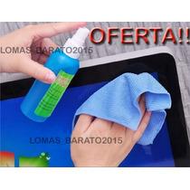Limpiador Pantallas Led Lcd Ipad Laptop Tablet Lentes Oferta