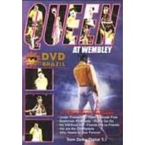 Queen Dvd Live At Wembley