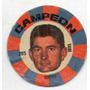 Figurita Tigre Campeon Año 1966 Rivoiro Num 265 Monofco