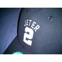 Gorra New Era 9forty Conmemorativa Yankees Derek Jeter