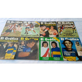 Lote Revista El Grafico 1972 Son 8 Revistas!!!!