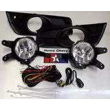 Kit Completo Faros Niebla, Chevrolet Cruze 09 Al 12, Hzone
