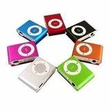 Reproductor Mp3 Varios Colores!!!! Multiofertas