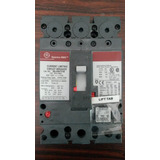 Breaker 150a Trifasico Spectra Rms General Electric 600v Usa