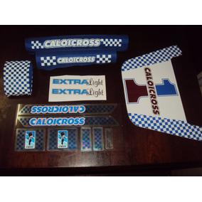 Caloi Cross Extra Light 84 Azul Acessorios.