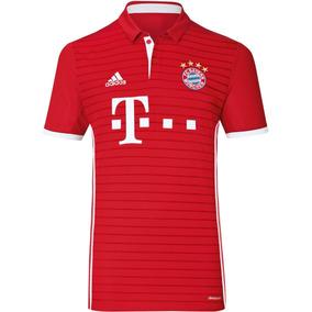 Camiseta Bayer Munich Titular 2017 Importada
