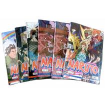 Mangás Naruto
