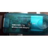 Wireless Lan Adapter Lnk Usb 2.0 802.11g