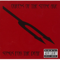 Queens Of The Stone Age Songs For The Deaf Importado Cd Novo