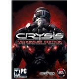 Crysis Maximun Edition Pc