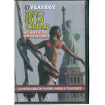 Colección Playboy Sexo En La Ciudad Formato Dvd