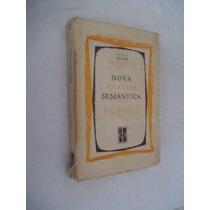 * Livro - Nova Análise Semántica - Linguistica