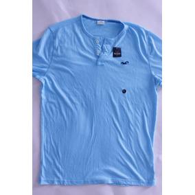 Camiseta Hollister Original Eua Masculina - Tam G/ Gg