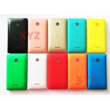 Case Capinha Tampa Traseira Celular Microsoft Lumia 435 N435