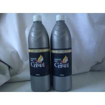 Escova Progressiva Inteligente Cristal 100%liso 1 Litro