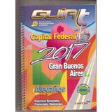 Guia T De Calles Grande Capital Y Gran Buenos Aires Año 2017