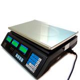 Balança Eletronica Digital 40kg Feira Mercado Acougue Dieta