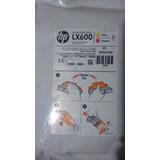Cabezal Hp Lx600 Amarillo Magenta