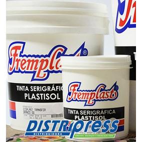 Plastigel - Plastisol - Tinta Serigráfica - Fremplast 1kg