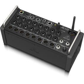 Mixer Digital Behringer X-air Xr18 Com 18 Canais E 6 Aux