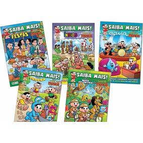 Revista Saiba Mais! Muitas Edições - Venda Avulsa