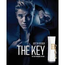 Justin Bieber Perfume The Key