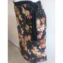 Bellas Faldas Estampadas Casuales Damas