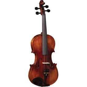 Frete Grátis - Eagle Vk544 Violino 4/4 Fundo Peça Unica Prof