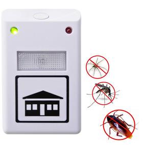 Pest Reject Como Lo Vio En Tv! Control Plagas Riddex Plus