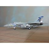 Avion F-14 Tomcat Vf-143 Escala 1:72
