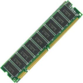 Memoria Ram Dimm 64mb Pc100 Para Pc Pentium 1 2 3