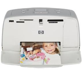 Impresora Hp Photosmart 325 Compact Photo Printer