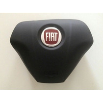 Tampa Capa Airbag Volante Fiat Punto Linea Bravo Original