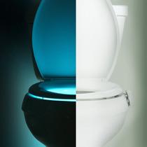Illumibowl Luz Led Para Inodoro (8 Colores Diferentes)