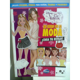 Violetta, Mi Libro De La Moda ¡ Crea Tu Estilo !
