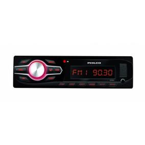 Autoestereo Philco Csp5890 Cd Mp3 Usb Lcd Radio Am Fm Envios