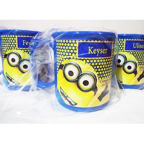 Tazas Plasticas Personalizadas Infantiles Souvenirs