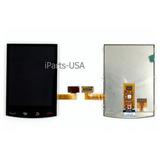 Digitizer +lcd Display Screen Para Blackberry 9550 9520