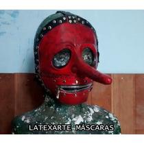 Máscara Chris Slipknot Vol5