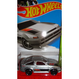 14 Hot Wheels Toyota Ae-86 Corolla Hw Then And Now #222/250