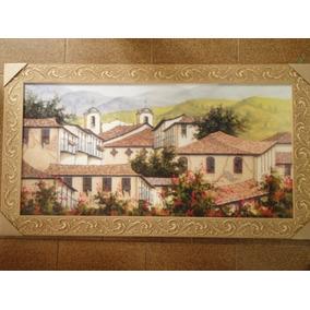 Quadro Minas Gerais Colonia Ouro Preto São João Del Rey