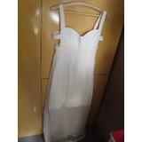 Vestido Creme Campinas/sp. R$ 25,00.