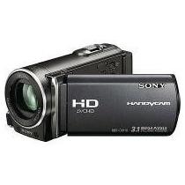 Filmadora Digital Hd Handycam Sony Hdr-cx110 Preta