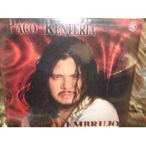 Paco Renteria Embrujo Cd Digipak Sellado