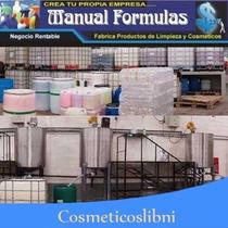 Limpieza, Formulas Químicas, Productos De Limpieza, Shampo