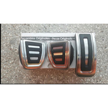Pedales Golf A2 Caribe Pointer Universal Vw Jetta Clasico