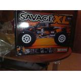 Camioneta R.c. Hpi Savage 5.9 Nueva En Caja. No Permuto.